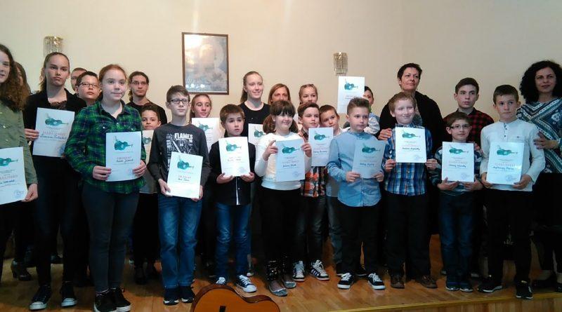 Novi Kneževac – XIV susreti gitarista potiskih muzičkih škola