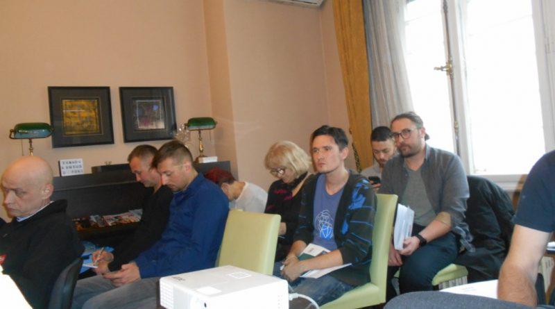 Novi Kneževac / Beograd -Seminar o transparentnosti vasništva u medijima