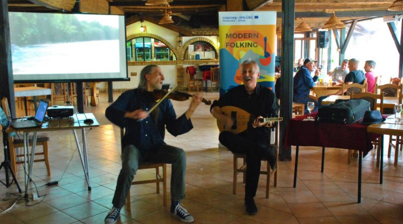 """Кањижа-У оквиру пројекта """"Modern Folking"""" концерт два сјајна музичара"""