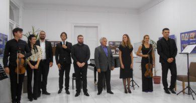 "Novi Kneževac –  XVI festival kamerne muzike  ""Tisin cvet"""