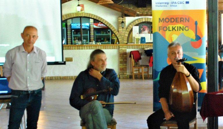 Kanjiža- Turistička riznica Kanjiže  Mladi kroz kulturnu tradiciju razvijaju turizam
