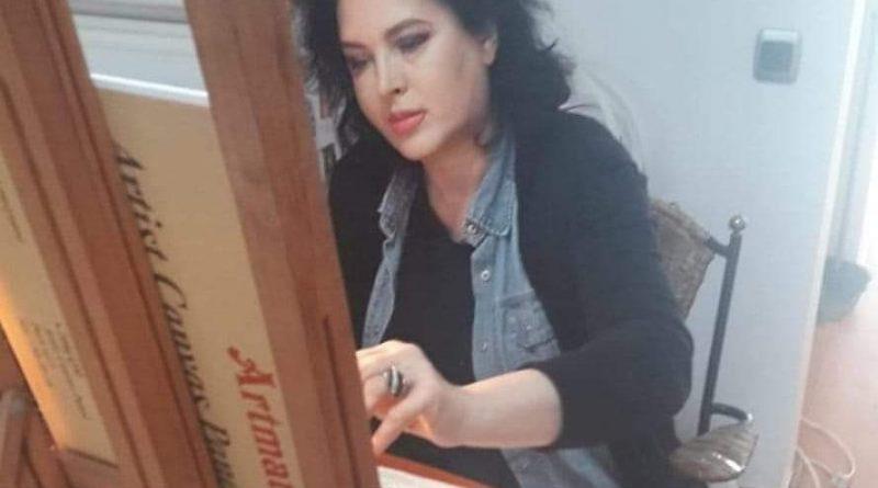 Novi Kneževac – Mesna zajednica Đala – srce mesta II Marija Cica Latinović slikarka s dušom